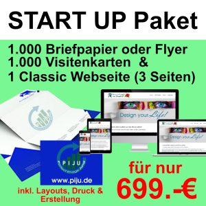 Start Up Paket